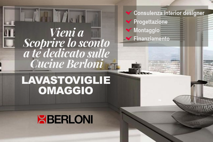Emejing Cucine Berloni In Offerta Pictures - Home Design Ideas ...